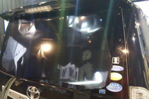 トヨタ ヴォクシー70 フィルム施工