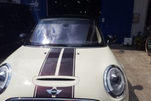 BMW ミニ 3D コートテクトCOATTECT