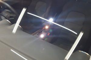 アウディ A3 フロントガラス研磨