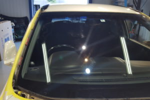 ホンダ CR-V フロントガラス交換