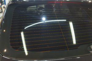 アウディ A6 アバント ガラス全面研磨