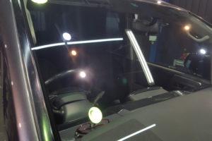 トヨタ ノア70 フロントガラス研磨