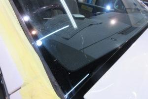 トヨタ クラウン200系 フロントガラス交換