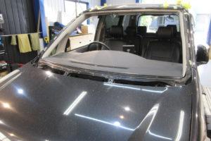 トヨタ ノア60(後期) フロントガラス交換
