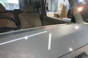 ダイハツ タントL350S フロントガラス交換