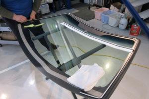 スバル インプレッサ フロントガラス交換