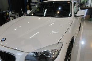 BMW X1 断熱フィルム施工
