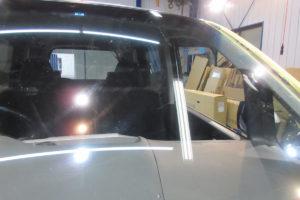 ホンダ ステップワゴンRK5 フロントガラス交換SUNTECT