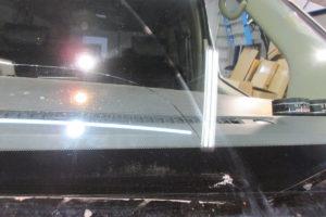 日産 エルグランドE51 フロントガラス交換
