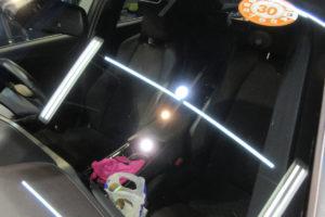 トヨタ C-HR フロントガラス研磨