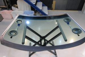 ダイハツ ムーヴL150 フロントガラス交換