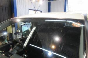 ホンダ ステップワゴンRG1 フロントガラス交換
