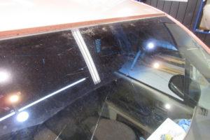 ホンダ ライフ JC1 フロントガラス交換