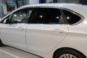 BMW アクティブツアラー 断熱カーフィルム施工