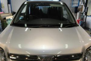 トヨタ ノア60 フロントガラス交換