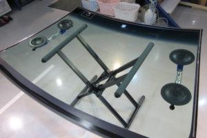トヨタ スパシオ フロントガラス交換