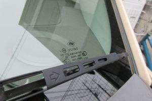 スズキ MRワゴンMF22 フロントガラス交換