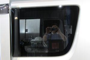 スズキ エブリィDA17V 断熱カーフィルム施工