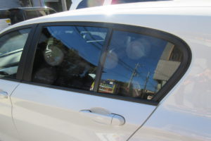 BMW 1シリーズ 断熱フィルム施工