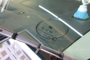 スズキ ワゴンR MH34S フロントガラス交換