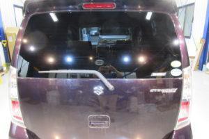 スズキ ワゴンR MH23 断熱カーフィルム施工