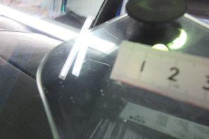 日産 エクストレイル ウインドウリペア 6mm
