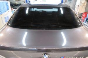 BMW 3シリーズ セダン 断熱フィルム施工