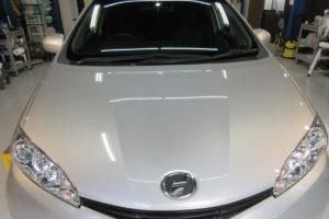 トヨタ ウイッシュ フロントガラス交換SUNTECT