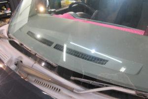 スズキ ワゴンR MH21 フロントガラス交換