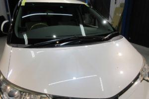 トヨタ エスティマ フロントガラス交換