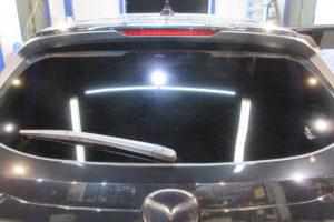 マツダ CX-5 断熱フィルム施工