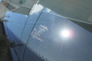 トヨタ ヴェルファイア30 純正品中古フロントガラス交換