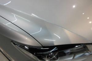 トヨタ プレミオ コーティング6ヶ月メンテナンス
