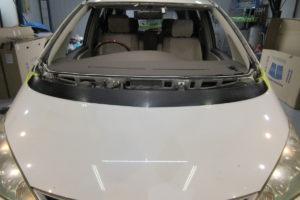 トヨタ エスティマ30 フロントガラス交換