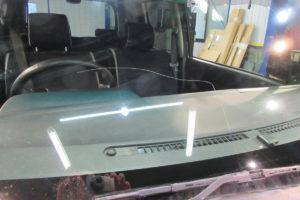 ダイハツ ムーヴコンテL575 フロントガラス交換