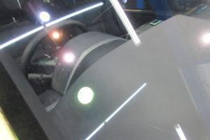 トヨタ ヴォクシー80 フロントガラス研磨