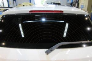 BMW 116 断熱フィルム施工