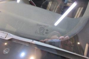 BMW ミニ 3D フロントガラス交換COATTECT