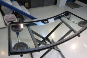 スズキ ハスラーMR41S コートテクト熱反射フロントガラス交換