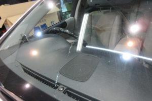 レクサス LS フロントガラス交換SUNTECT