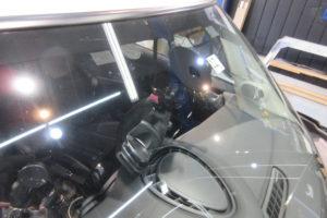 BMW ミニ F56 3dr コートテクト熱反射フロントガラス交換