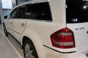 メルセデスベンツ GL550 ボディコーティング